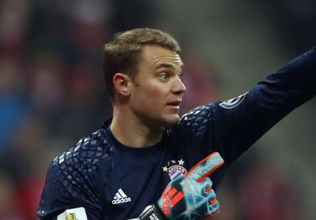 Did Neuer call Arsenal win a 'holiday'?