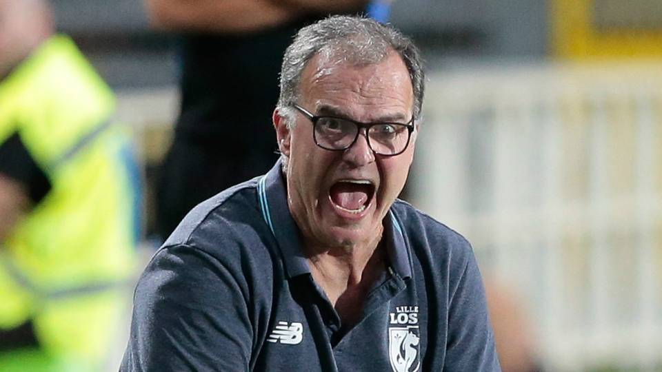 Crazy meet crazier! Can Bielsa bring the glory days back to ludicrous Leeds?