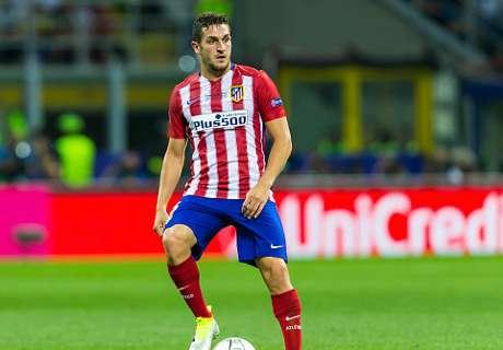 Atletico zabio pet komada kod Las Palmasa
