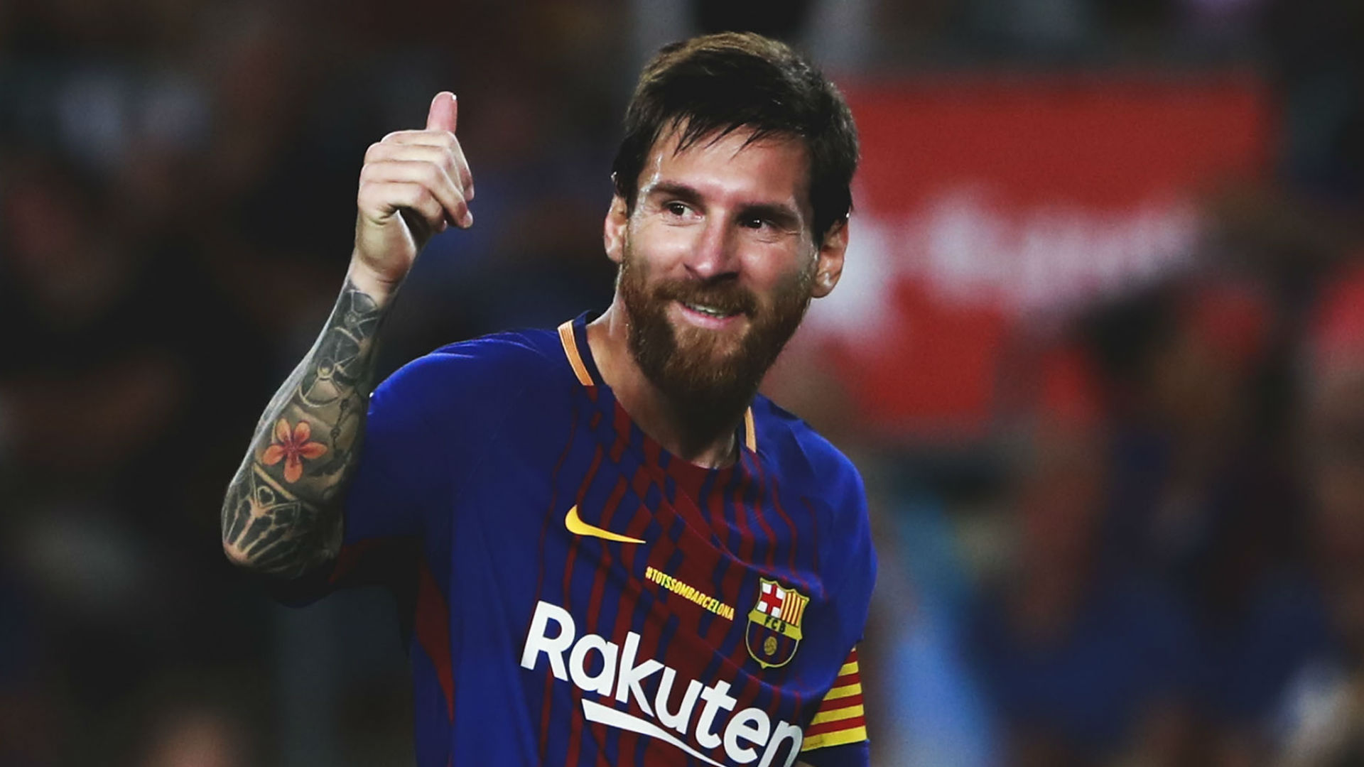 Lionel Messi contract Barcelona claim star forward HAS signed new