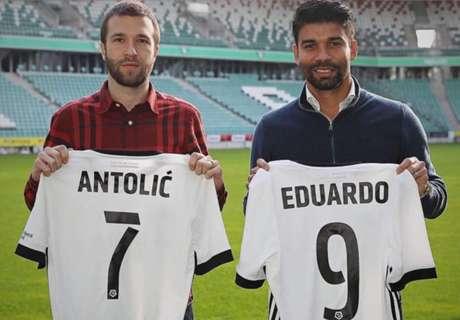 Službeno: Antolić i Eduardo u Legiji
