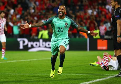 Euro 2016: Croacia 0-1 Portugal