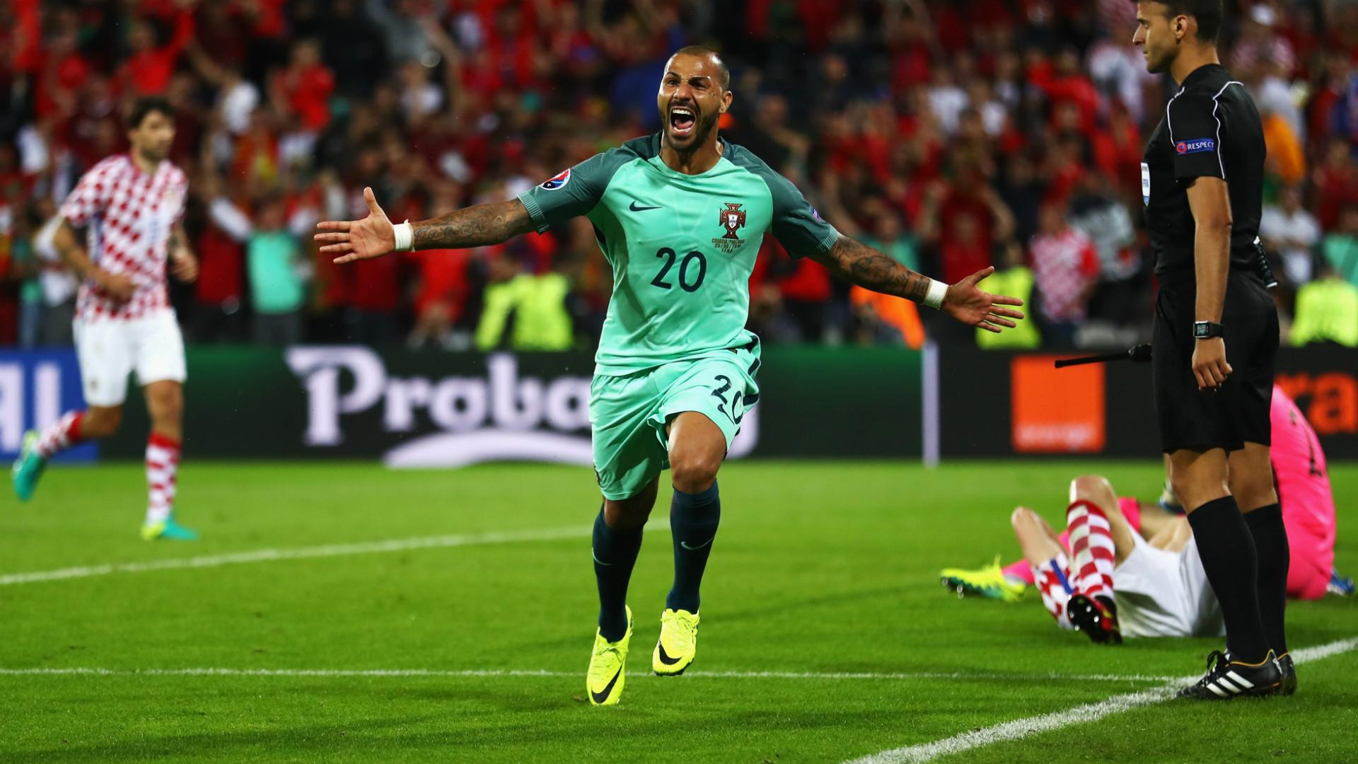 croatie 0 - 1 portugal r u00e9sum u00e9 du match 25  06  16 championnat europ u00e9en