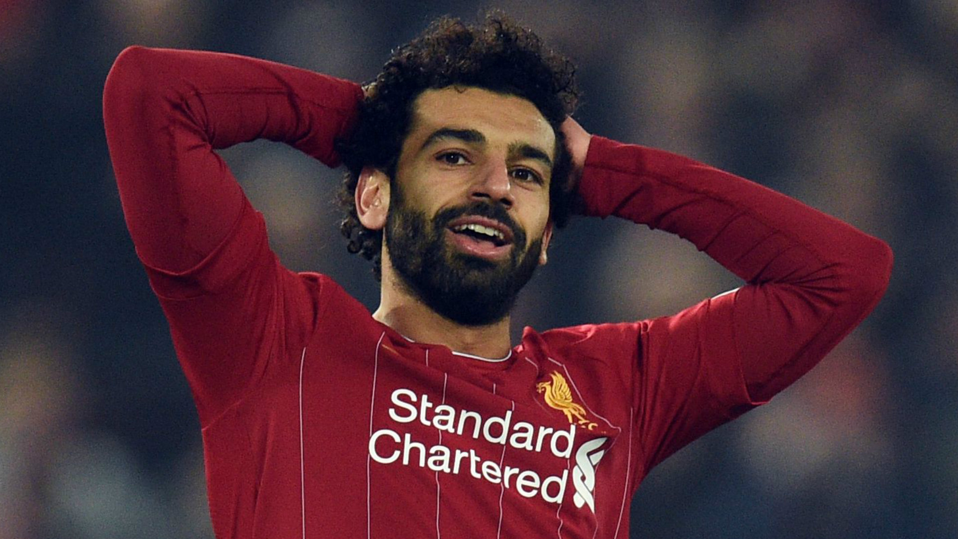 Salah's ankle injury is still slowing him down at Liverpool - Thompson