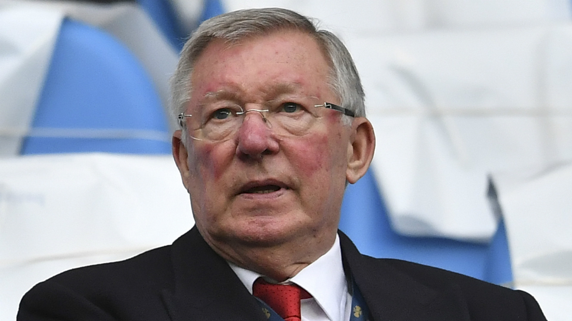 Liverpool send support to 'great friend' Sir Alex Ferguson
