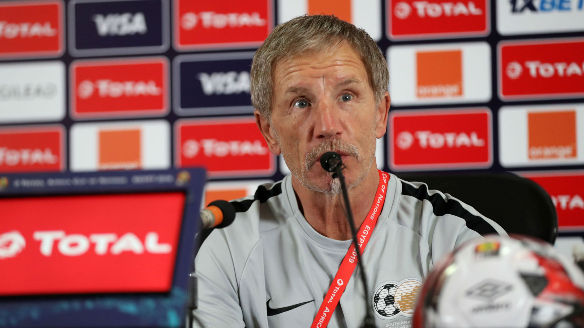 Afcon 2019: One game doesn't make Bafana Bafana favourites - Baxter