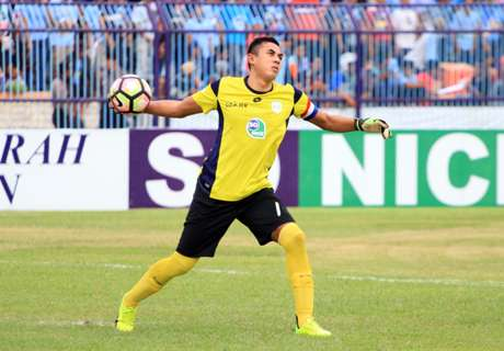 Indonesian keeper dies after mid-game collision