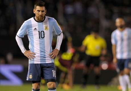 Argentina Terancam Gagal Ke PD 2018