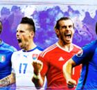 Susunan Tim Terbaik Fase Grup Euro 2016