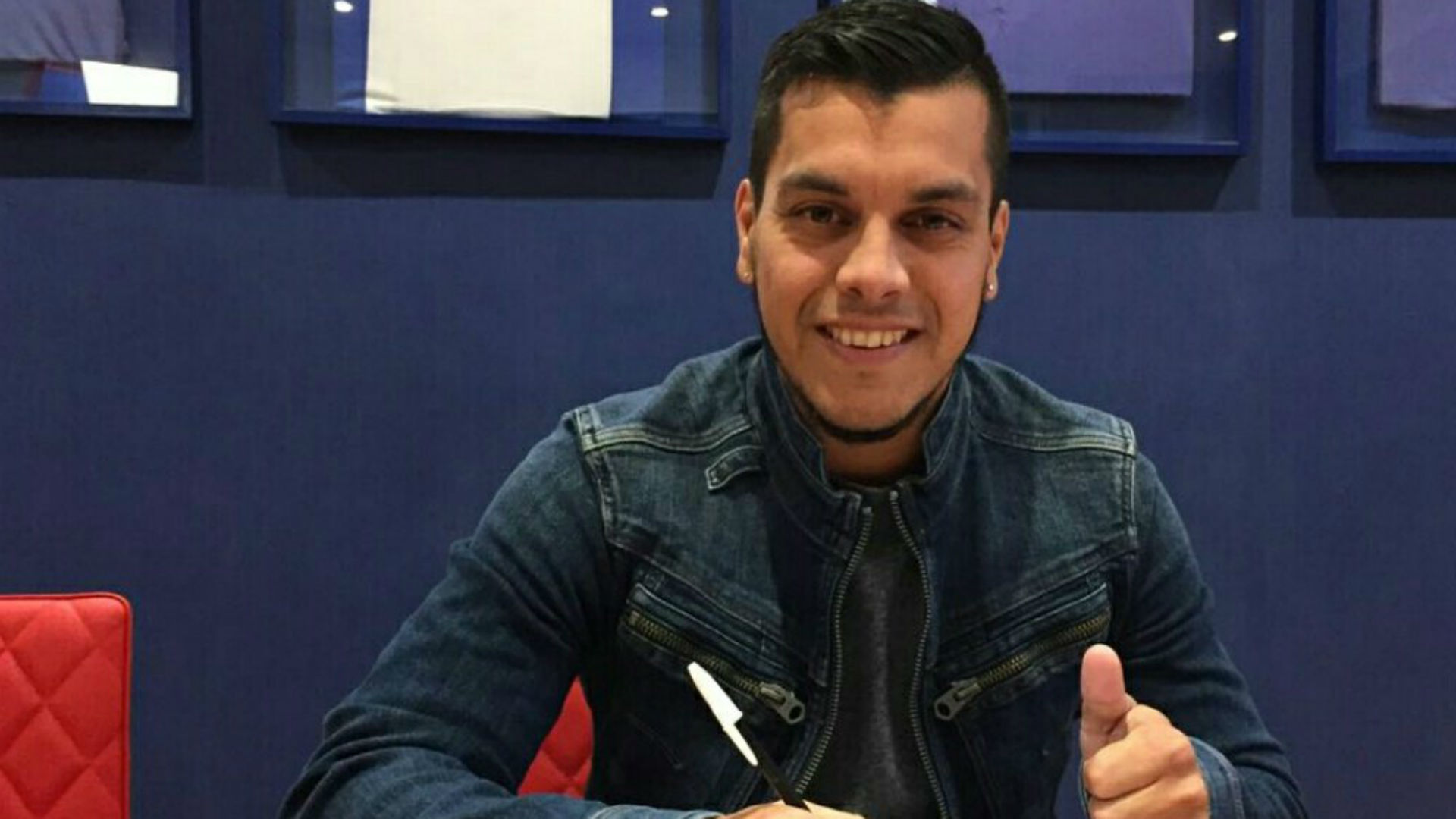 Matias Perez Garcia Tigre