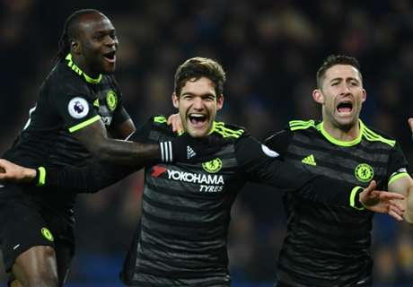 Chelsea's Alonso revels in career first