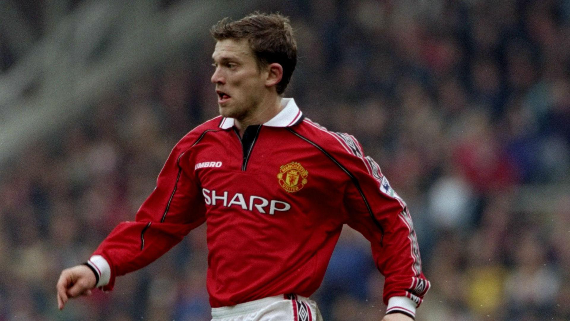 Jesper Blomqvist Manchester United
