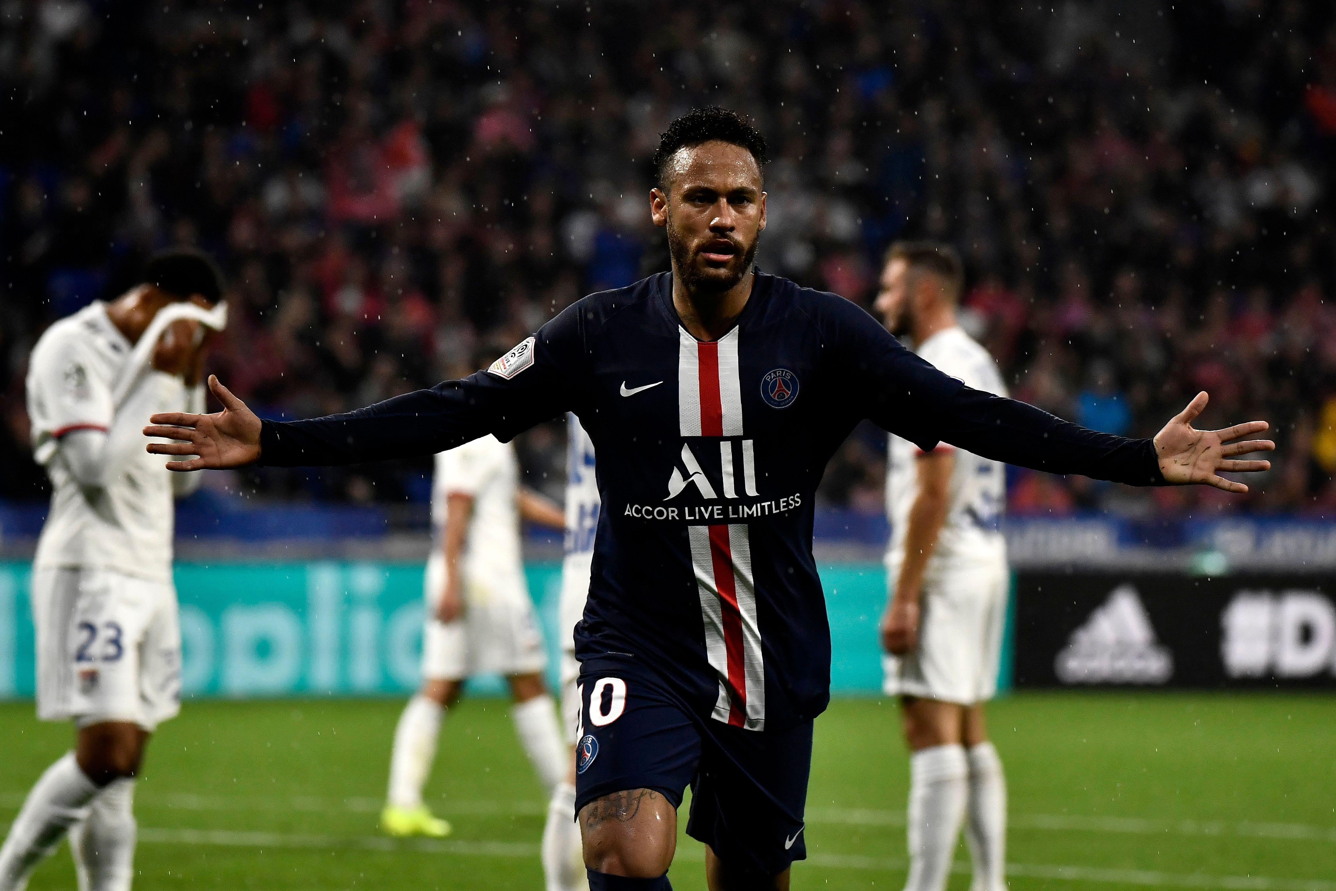 OL-PSG (0-1) : Neymar, encore lui !