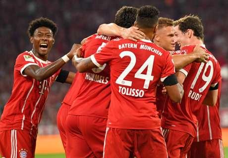 Bayern uvjerljiv na otvaranju Bundeslige