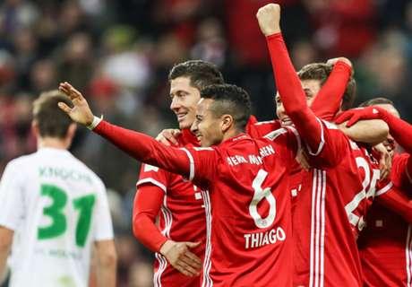 Pour le Bayern, la fête était pleine
