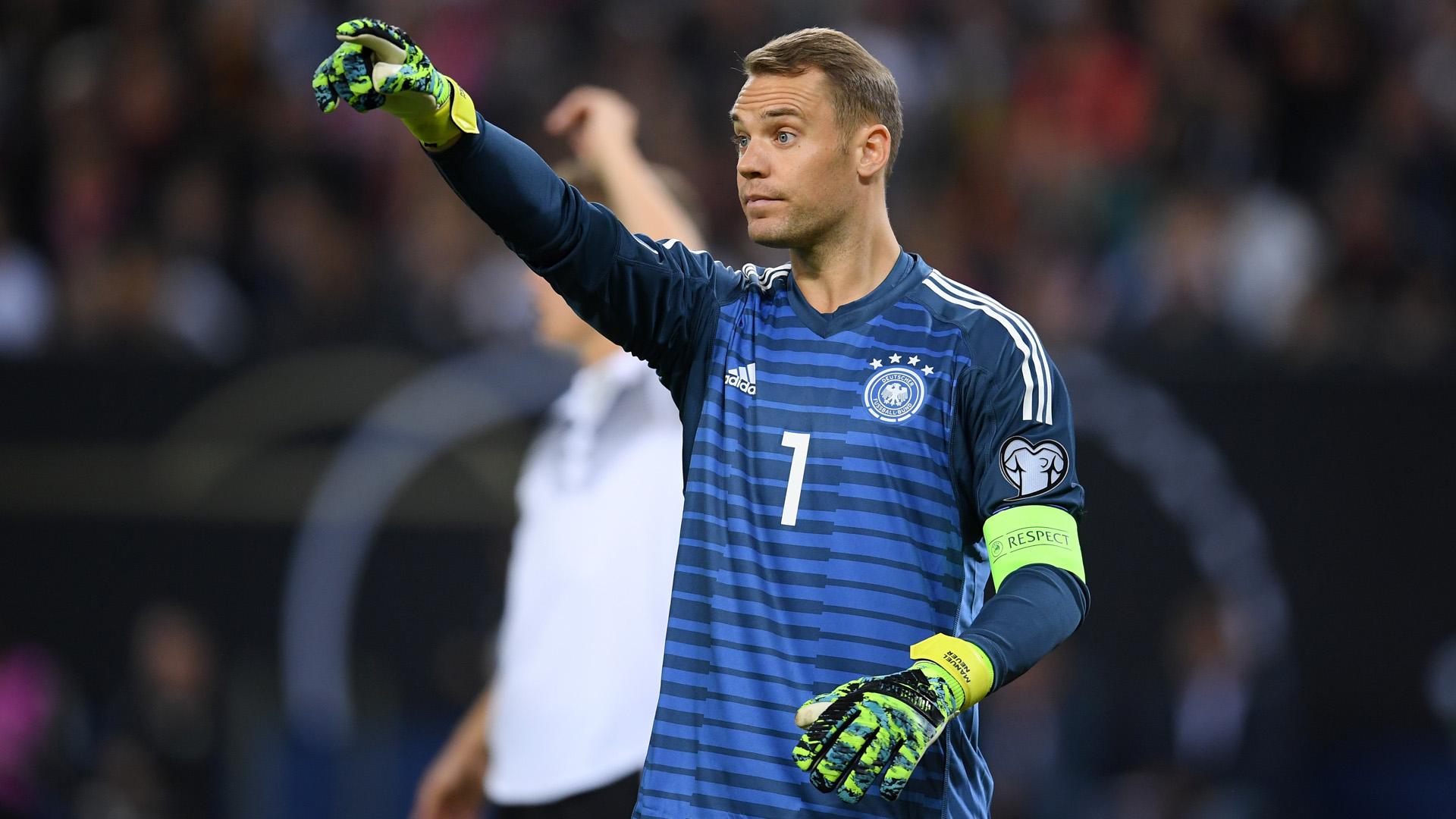 Manuel Neuer envisage de prendre sa retraite internationale après l'Euro 2020
