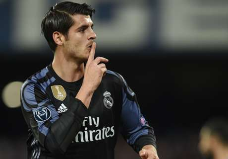 Real should keep Chelsea target Morata