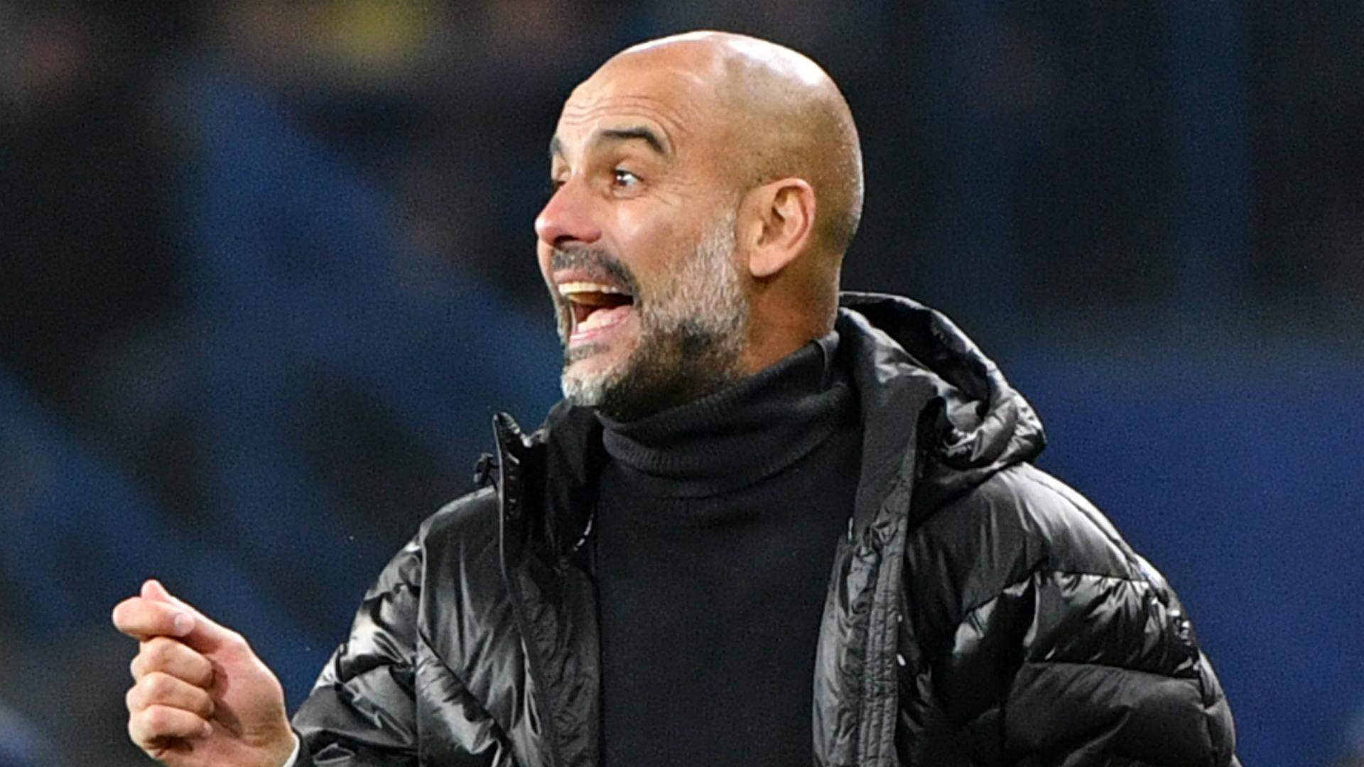 """Manchester City - Guardiola : """"Nous ne pouvons pas perdre trop de points"""""""