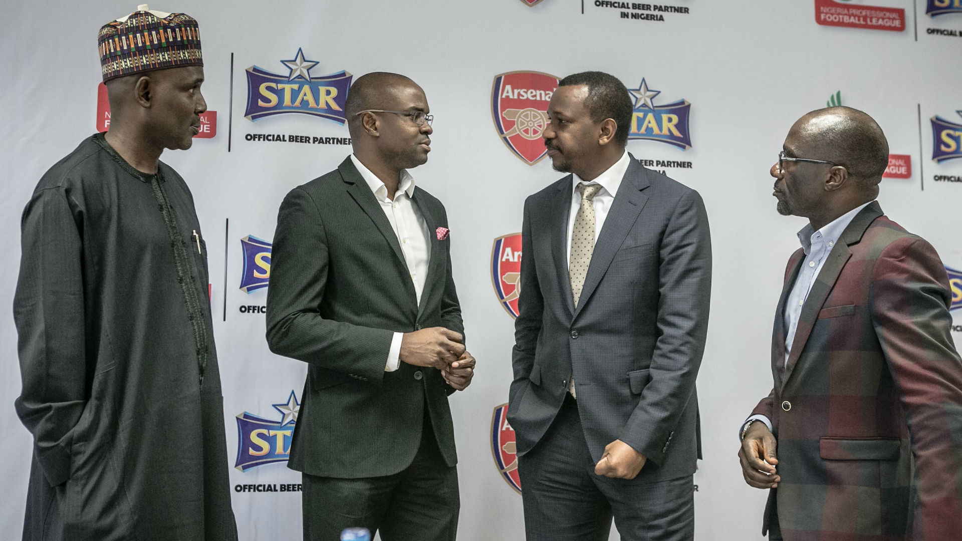 Star Lager gives back to Nigerian league | Goal.com