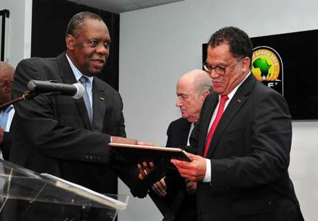 Jordaan: Why Cosafa ousted Hayatou