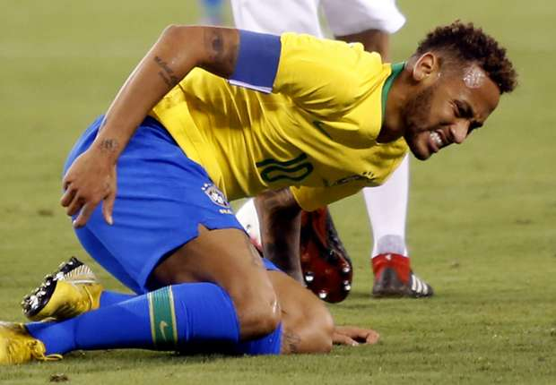 'I won't stand for it!' - Neymar claims 'lack of respect' after yellow card for diving