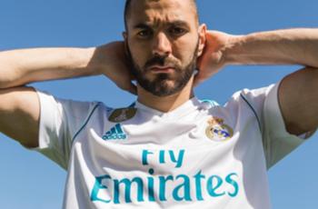Real Madrid, Man Utd and the 2017-18 kits