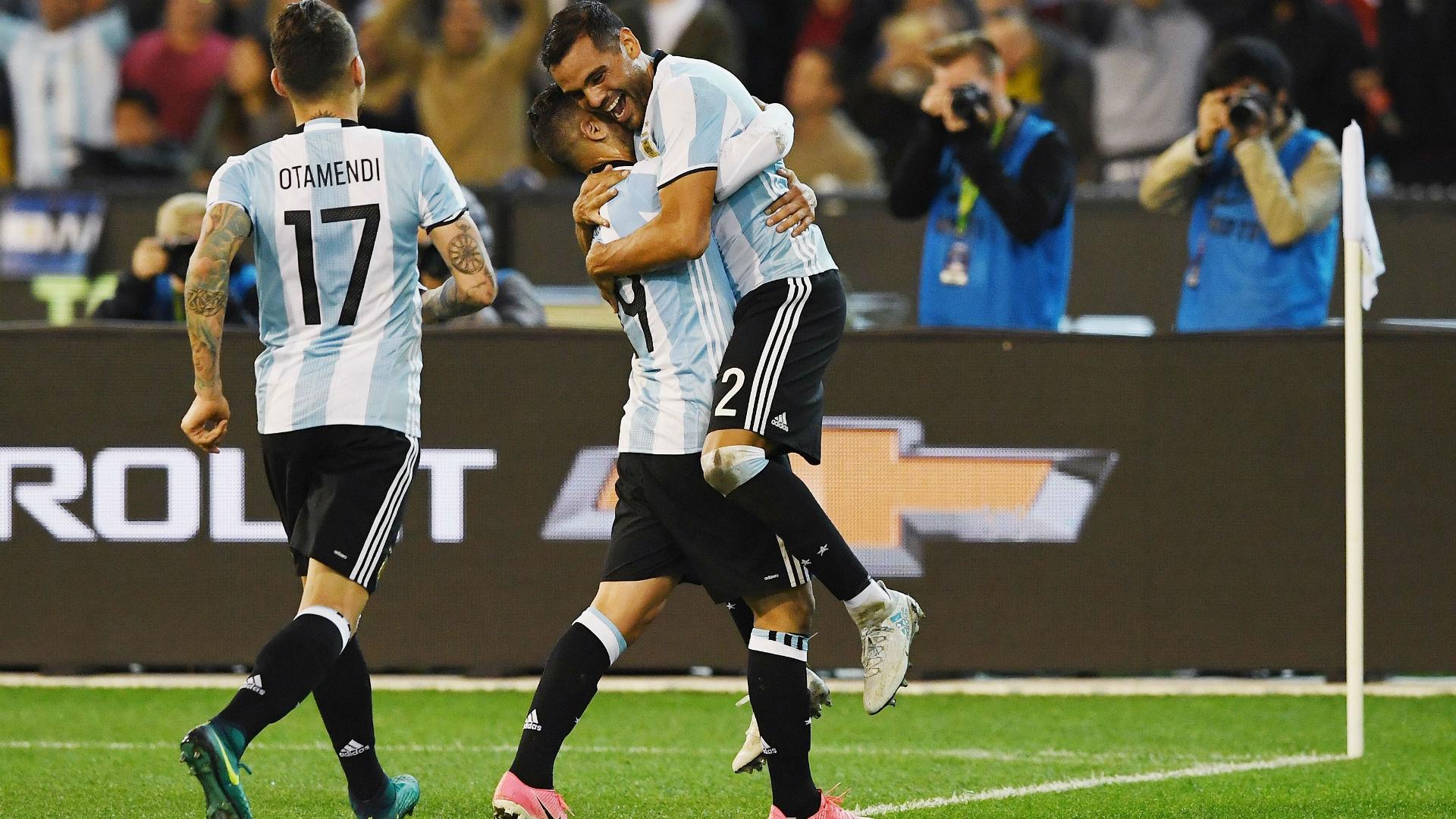 Argentina le ganó 1-0 a Brasil en Melbourne