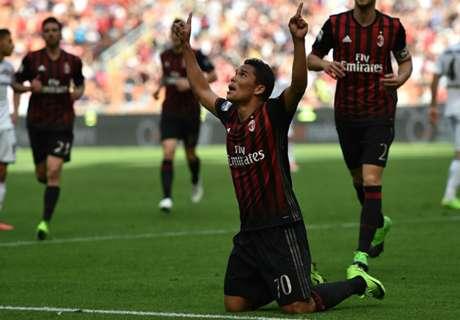 AC Milan houdt zicht op Europa League