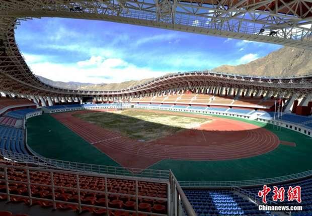 Stadion Lhase