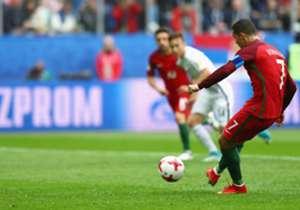 Cristiano Ronaldo y Portugal, las apuestas del miércoles contra Chile en semifinal de la Copa Confederaciones