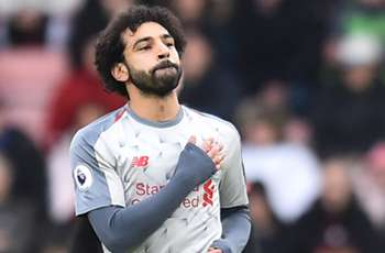 Klopp: I was never worried about Salah's form