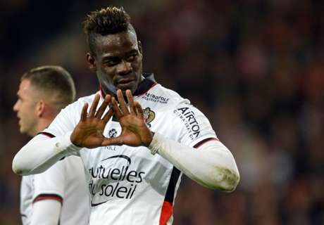 Balotelli slides back into UCL