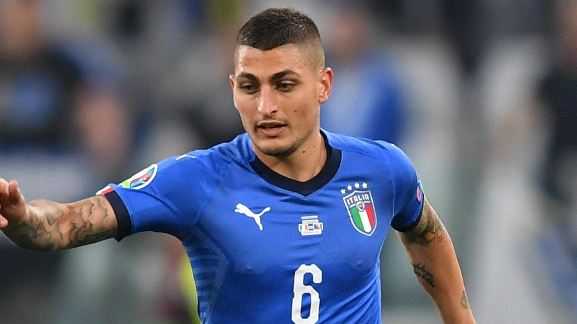 PSG - Retour anticipé pour Marco Verratti, suspendu avec l'Italie
