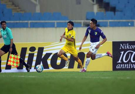 AFC Cup: Ceres Held, Hanoi beat Rovers