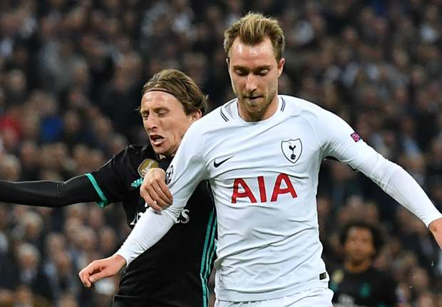Real Madrid Transfer News Christian Eriksen Is Better Than Luka