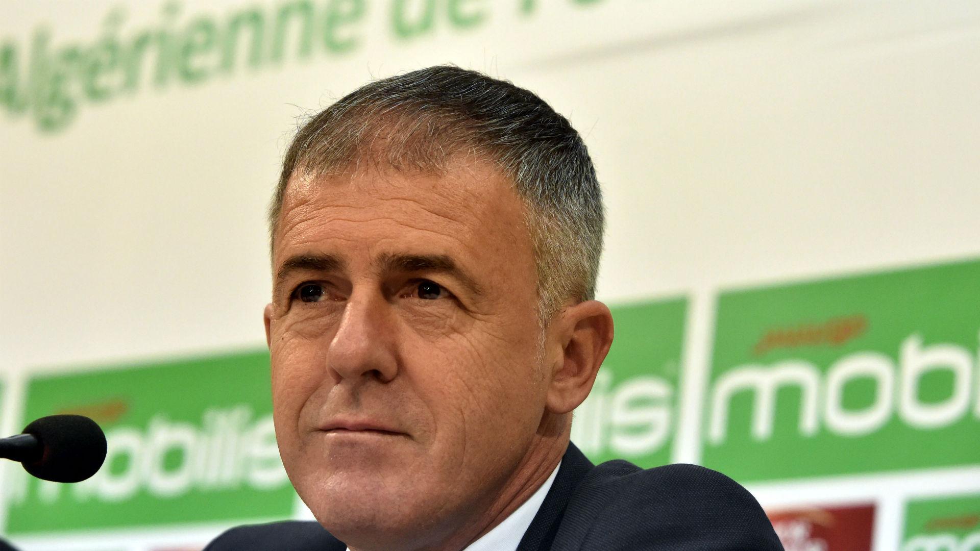 Lucas Alcaraz Algeria