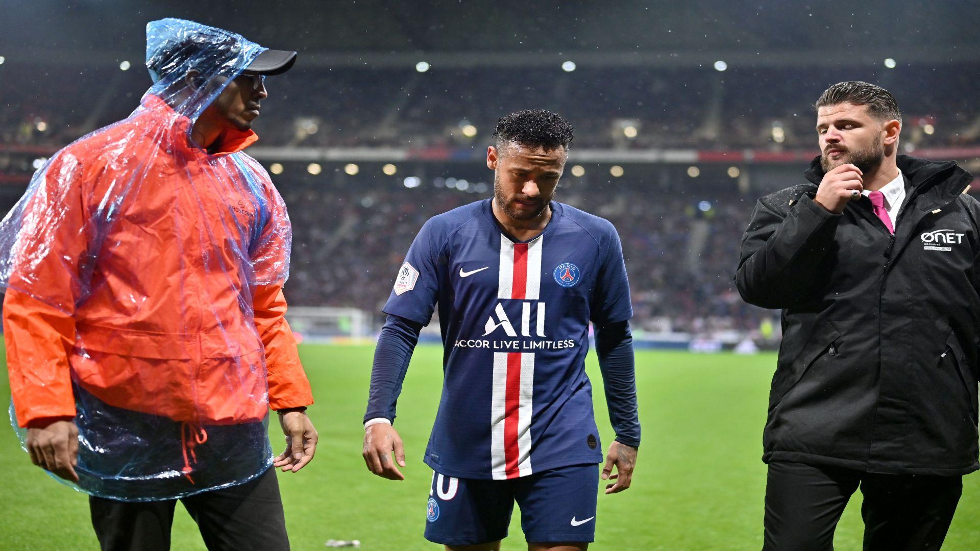 PSG - Neymar à Paris : 63 matchs joués pour... 63 matchs manqués !