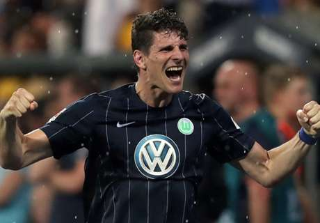 Wolfsburg: Gomez is our son of a bitch