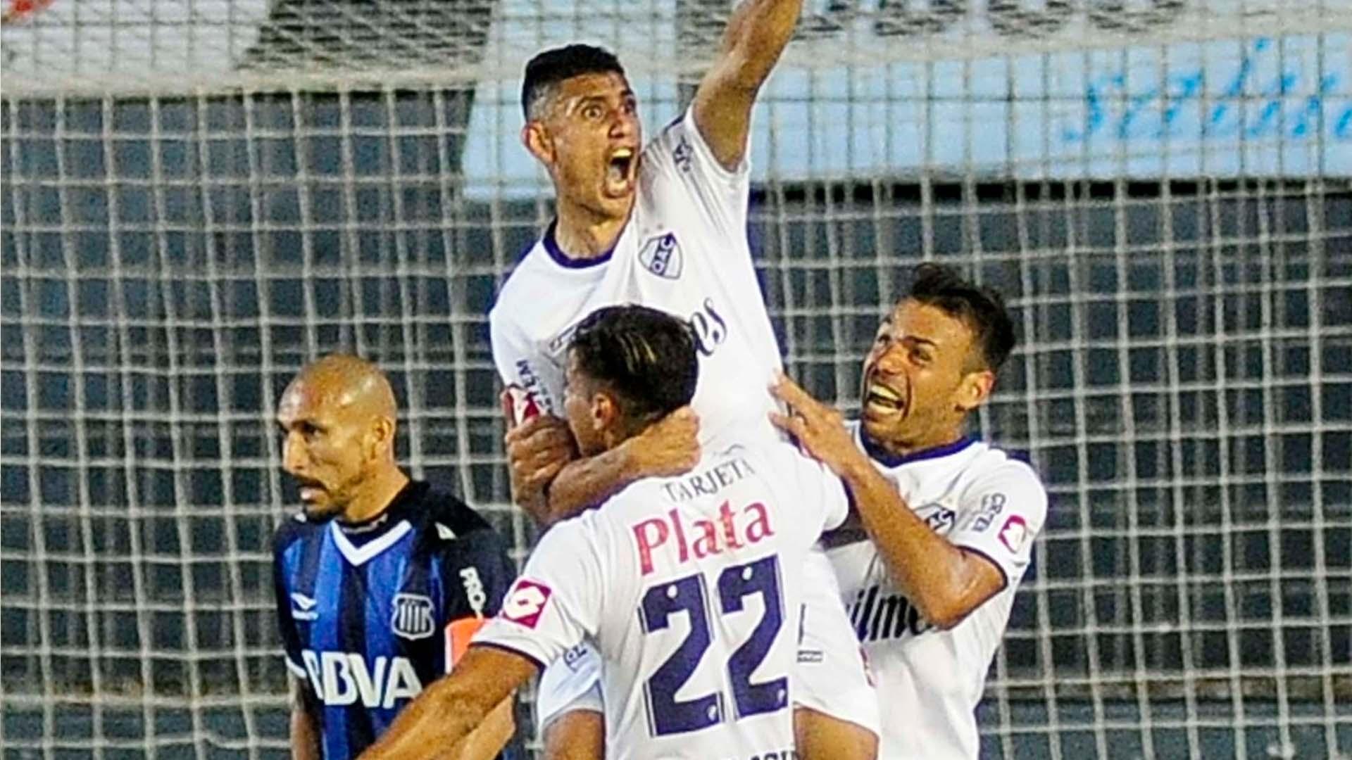 Matías Orihuela Quilmes Talleres Primera Division 28042017