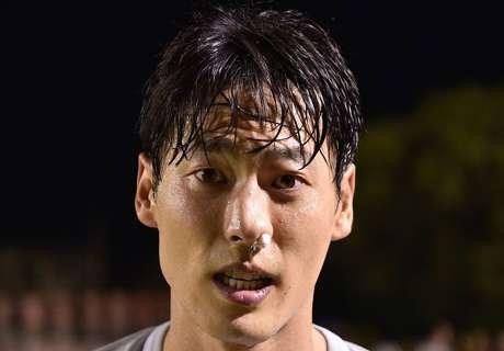 ฉลามงานเข้า !คิมจองมินเจอศอกจมูกหักบินผ่าที่เกาหลี