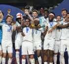 WATCH: England seniors salute U20s