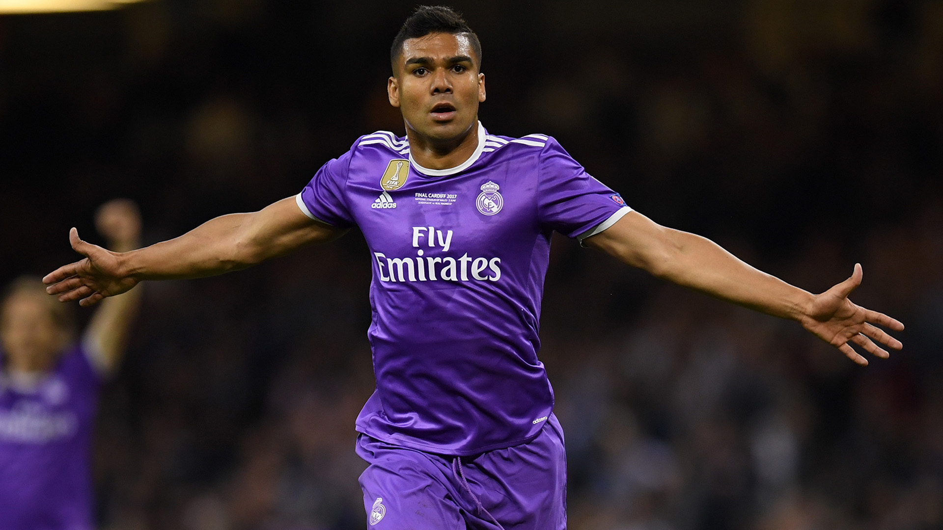 Casemiro Juventus Real Madrid