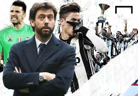 Juventus Di Ambang Kesempurnaan