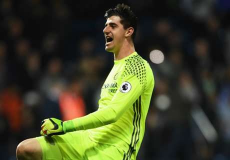 Agent: I've discussed Courtois with Real