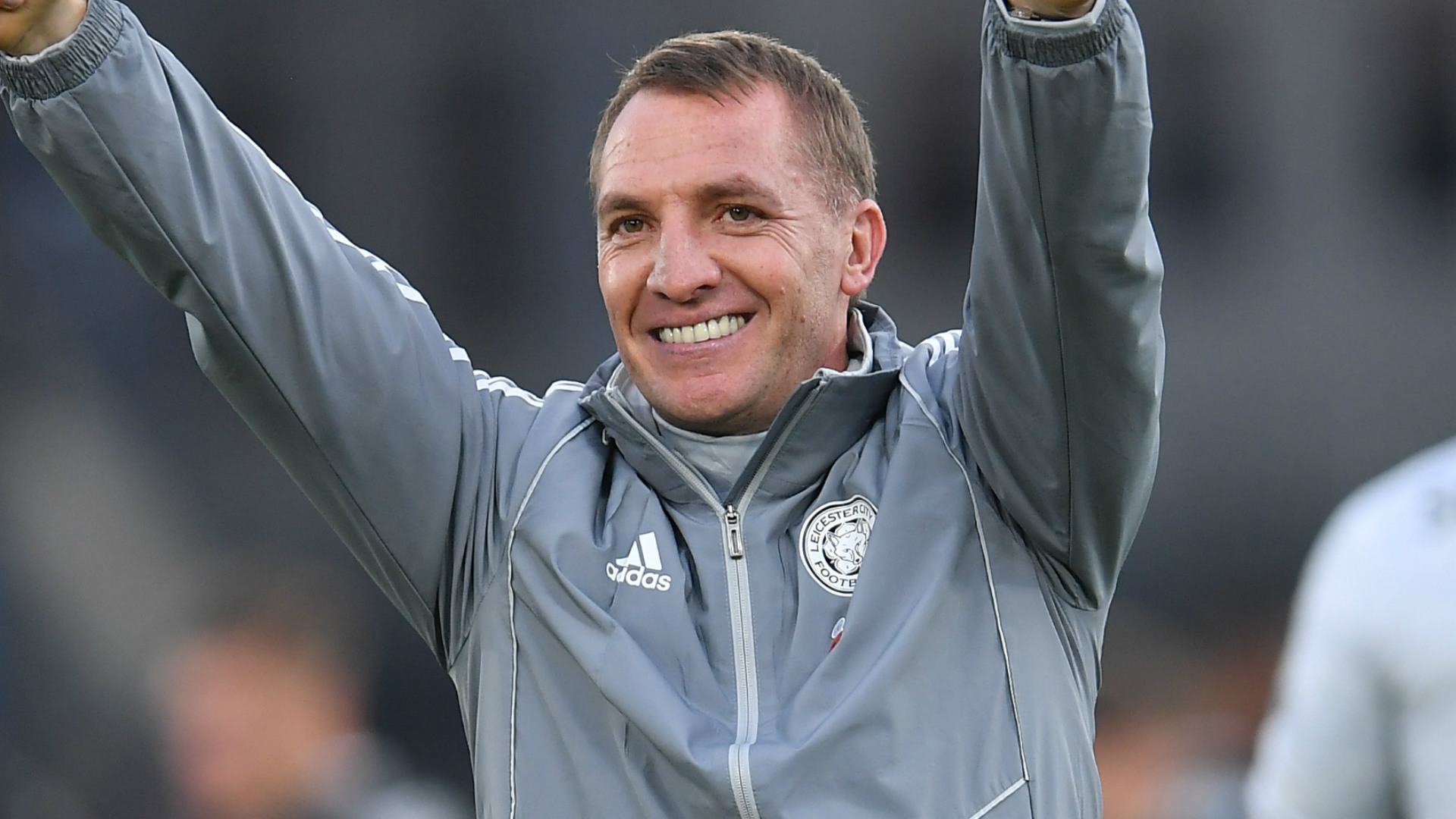 Arsenal-linked Rodgers signs Leicester extension until 2025