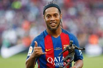 EXTRA TIME: Okocha leads African stars' tribute to legendary Ronaldinho
