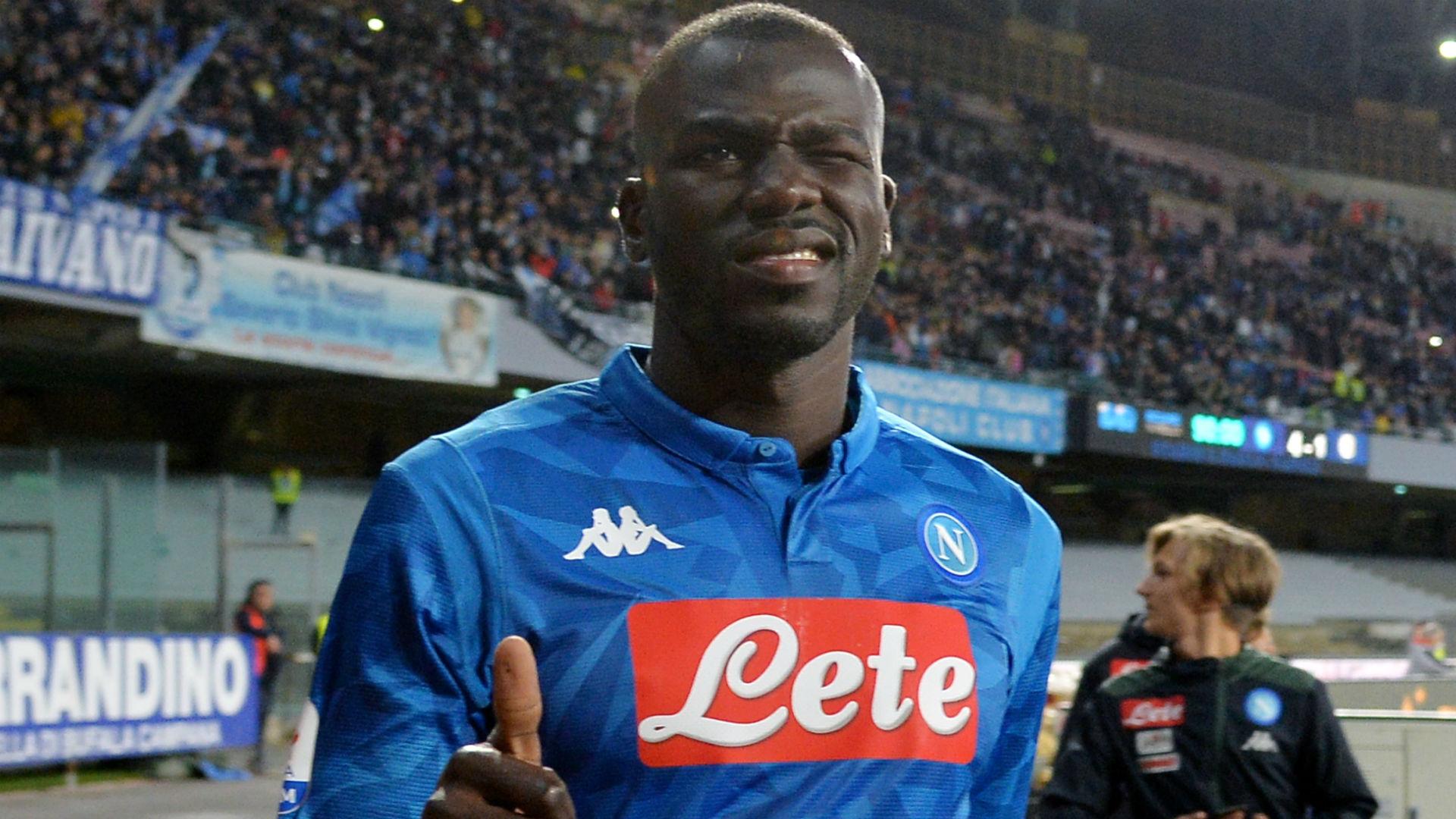 Ballon d'Or - Kalidou Koulibaly fier d'être dans la liste