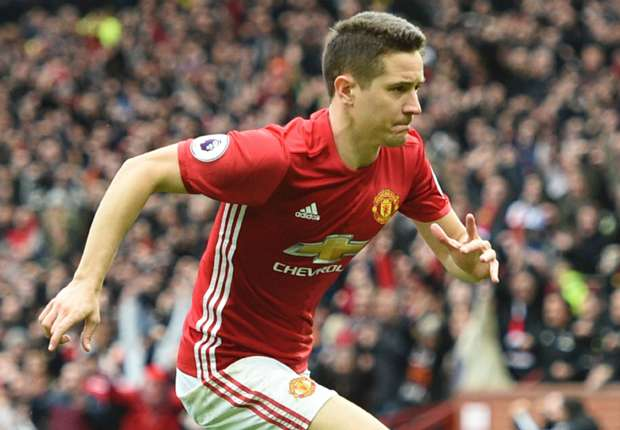 Ander Herrera wins Man Utd Player of the Year