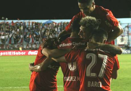 ► Arsenal 0-2 Independiente