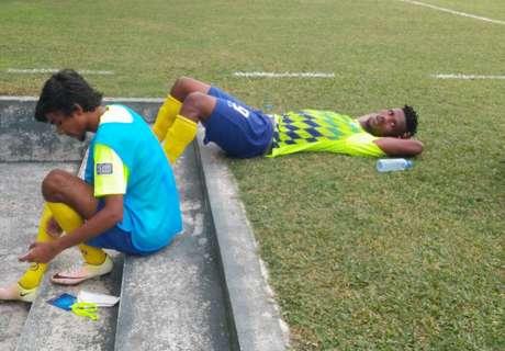 REPORT: Valencia 1-1 Mohun Bagan